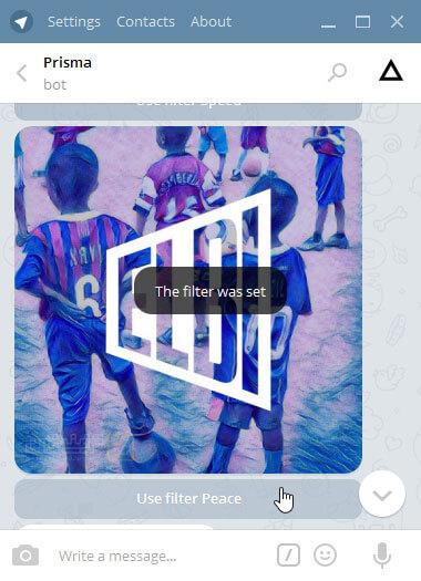 تبدیل عکس ها به اثر هنری با تلگرام،مشکل حسابداری،پاسخگویی تلفنی ،حسابداری هلو ، پرسش و پاسخ تلفنی،تغییر تصویر پس زمینه تبدیل عکس ها به اثر هنری با تلگرام تبدیل عکس ها به اثر هنری با تلگرام telegram-prisma4