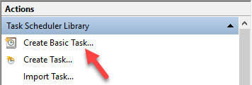 زمان بندی خودکار برای خالی کردن سطل آشغال ویندوز، Recycle Bin ،ترفند سطل آشغال، زمان بندی سطل آشغال ،مشکلات حسابداری ،پرسش وپاسخ تلفنی ، حسابداری هلو  زمان بندی خودکار برای خالی کردن سطل آشغال ویندوز زمان بندی خودکار برای خالی کردن سطل آشغال ویندوز empty-recycle-bin-windows-select-create-basic-task