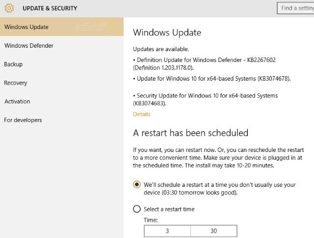5 نکته برای محافظت در برابر باجافزارها، مشکل حسابداری،پاسخگویی تلفنی ،حسابداری هلو ، پرسش و پاسخ تلفنی،5 نکته برای محافظت در برابر باجافزارها 5 نکته برای محافظت در برابر باجافزارها 5 نکته برای محافظت در برابر باجافزارها muo-windows-w10-settings-updatesec-update